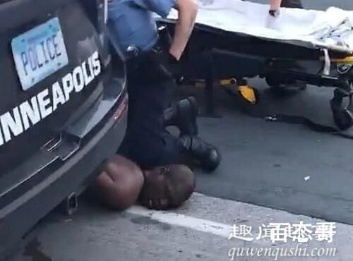 监控显示被暴力执法黑人未拒捕 到底是什么原因?