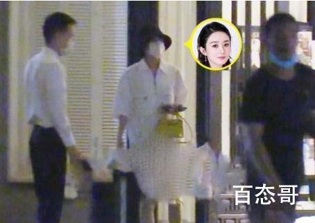 赵丽颖带儿子现身 冯绍峰不在现场他去哪了?