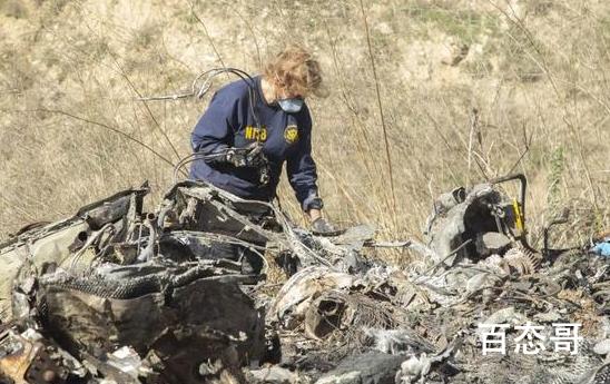 科比飞行员迷路是造成坠机的直接原因 事件还在进一步调查