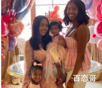 科比小女儿1岁生日 在为卡普里庆生的时候一家人也露出罕见的笑容希望他们能坚强下去