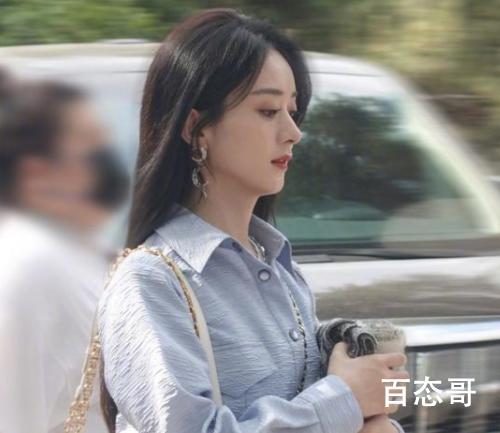 赵丽颖录制拜托了冰箱 赵丽颖离婚后首次发声
