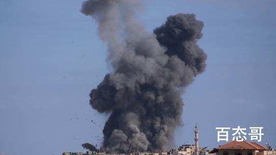 以色列军队摧毁哈马斯银行大楼 这场战争要打到什么时候才能结束