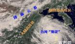 烟花北上!安徽山东将有强降雨 烟花将以时速7公里往江苏安徽方向移动